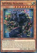 SPYRAL SLEEPER - (MACR-EN086) - Super - 1st - Yu-Gi-Oh Maximum Crisis (InHand)