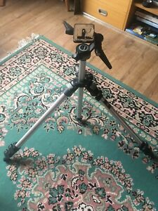 Manfrotto 055 cl tripod with 115 head