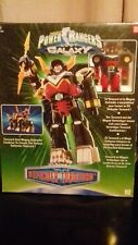 Power Rangers LOST GALAXY DEFENDER TOROZORD MEGAZORD