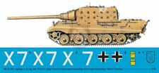 Peddinghaus 1/16 Jagdtiger Markings WWII Sepp Tarlach s.Pz.Jg.Abt.512 1945 3353
