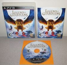 LEGEND OF THE GUARDIANS Owls Of Ga' Hoole PlayStation 3 PS3 Complete w/Manual