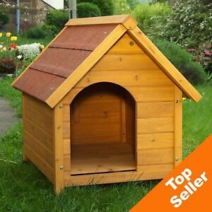 Dog Kennel House Waterproof Insulated Easy Clean Durable Cat