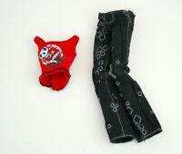 Monster High Doll Deuce Gorgon Clothes Pants Shirt