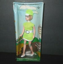 Vintage Doll Dawn JESSICA 1970 Topper Flight Attendant Green Dress NRFB