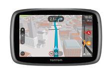 TomTom Go 5100 Navigationssystem mit SIM Lifetime Traffic 3-D Maps