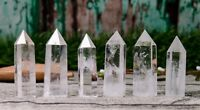 Natural Clear Crystal Tower Point,Clear Crystal Quartz Point,Healing Crystal