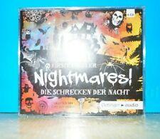CD Nightmares! Die Scare of the Night 4 CD,S