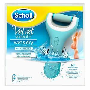 SCHOLL Velvet Smooth Wet&Dry per Pedicure