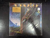 Kansas Monolith LP sealed limited edition 180 gram blue vinyl new record