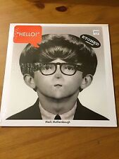 Mark Mothersbaugh HELLO etched vinyl record store day 12 inch single