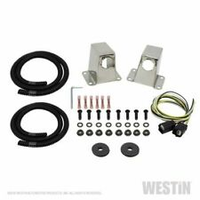 Westin 45-0000S Grille Guard Sensor Relocator Kit for Chevy Silverado 1500 LD