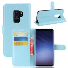 Wallet Leather Flip Case Cover For Samsung Galaxy S8 S9 S10 S10E Plus Note 8 9