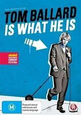 TOM BALLARD Is What He Is: Warehouse Comedy Festival DVD NEW
