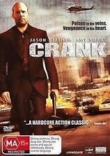 CRANK Jason Statham, Amy Smart DVD NEW
