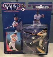 1998 Starting Lineup Bobby Higginson