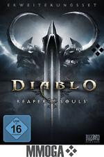 Diablo 3: Reaper of Souls Addon Key Battlenet - Diablo III Add-On PC MAC DE EU