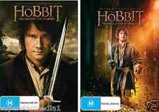 The Hobbit 1 & 2 : NEW DVD