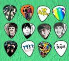 THE BEATLES Guitar Picks Set of 12