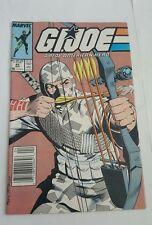 gijoe # 85  marvel comics