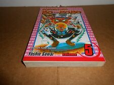 Bobobo-bo Bo-bobo Vol. 5 Manga Graphic Novel Book in English