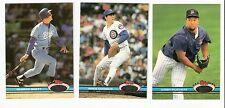 1991 Stadium Club Baseball Lot - You Pick - Finish Set - Includes Stars
