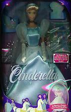 Disney Cinderella in Blue gown Rare Doll