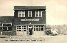 Little Falls Fire Department, Engine No 2, Little Falls NJ
