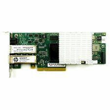 HP NC523SFP 10Gb 2-PORT SERVER ADAPTER (LOW PROFILE BRACKET) 593742-001 RM