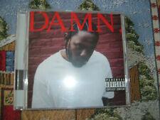 CD DAMN von Kendrick Lamar (2017)