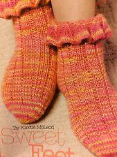 Child, Teenager, Adult Socks Knitting Pattern