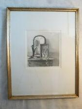 Rolf Escher, Vanitas   Bleistiftzeichnung
