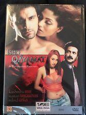 Ishq Qayamat - A Dangerous Relation, Good DVD, Deepak Jethi, Shahzad Khan, Malli