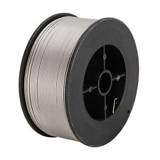 Brand New 1 roll 0.8mm Gasless Stainless Steel Mig Welding Wire - 1kg Flux Cored