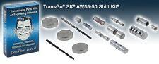 AW55-50SN Transgo Shift Kit RE5F22A 55-50 AF33-5 Saab Saturn Volvo (SK-5550)
