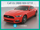 2017 Ford Mustang EcoBoost Coupe 2D Rear Spoiler Traction Control AM/FM Stereo Fog Lights Alloy Wheels Hill Start
