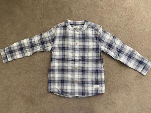 Newbie Boys Cotton Shirt Size 4-5 Years NWOT