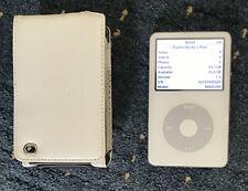 Apple iPod Classic 5th Generation White (60GB)