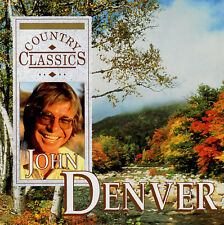 >> (COUNTRY) JOHN DENVER / COUNTRY CLASSICS - 3 CD FAT BOX - new - not sealed