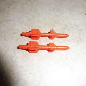 Starcom x2 missiles LASER starmax starhawk shadow model