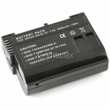 Decoded Battery for Nikon EN-EL15 ENEL15 D7000 D800E D800 MB-D12 MB-D11 V1 1V1