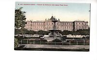 B81415 palacio de gobierno visto desde   buenos aires argentina front/back image