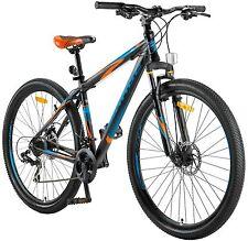 """Mountain BIKE 29"""" Bicicletta GT MTB in alluminio, 21, Shimano DISC BRAKE Sparkle, Neco avancorpo"""