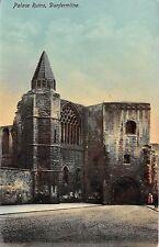 BR59341 palace ruins dunfermline   scotland
