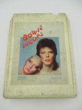 David Bowie Pin Ups 8 Track Tape 1973 Rca Aps1 0291