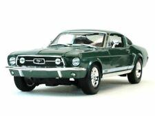 FORD Mustang GTA Fastback - 1967 - greenmetallic - Maisto 1:18