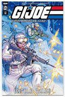 GI Joe A Real American Hero #278 Royle 1:10 Variant (IDW, 2021) VF/NM