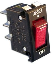 (2) CIT CITR2 Series Illuminated Circuit Breaker Rocker Switch 125V 15A 2 For 1!