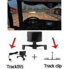Für TrackIR 5/TrackNP 5 6DOF Head Tracking Gaming Infrarot-Haltungs-Track-System