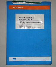 Werkstatthandbuch Audi A6 C4 Automatik Getriebe 097 ( AEK AEM ANZ APA ) ab 1991