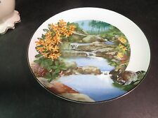 "Wild Honeysuckle Royal Windsor 9"" Collector's Plate"